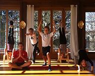 Teens-Yogi-Tainment auf Schloss Elmau